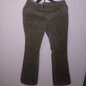 GAP Long and Lean Stretch Corduroy Jeans